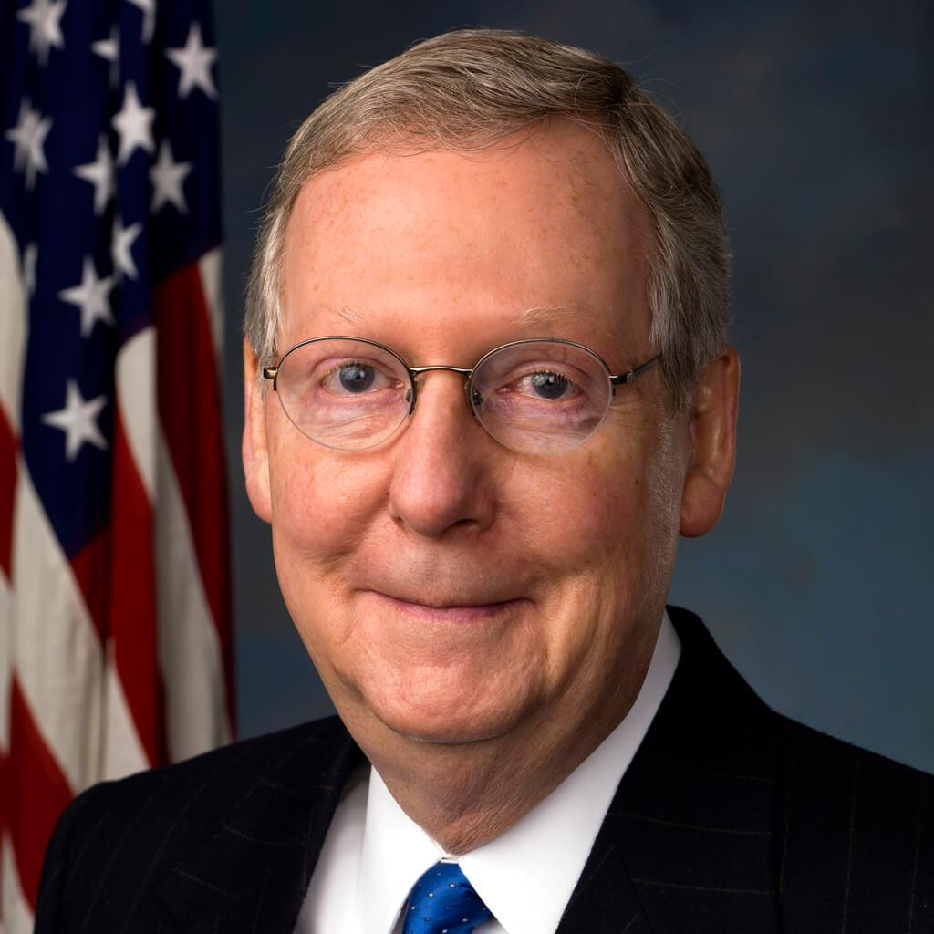 Mitch Mcconnell S Home In Kentucky