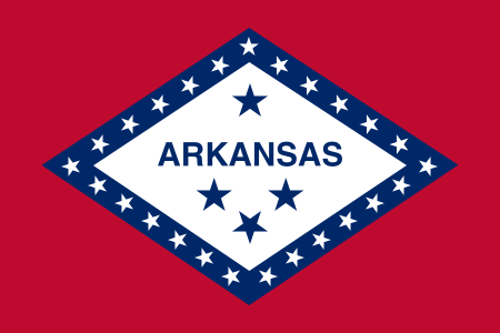 Arkansas's State Flag Image