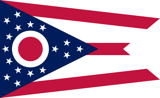 Ohio's State Flag Image