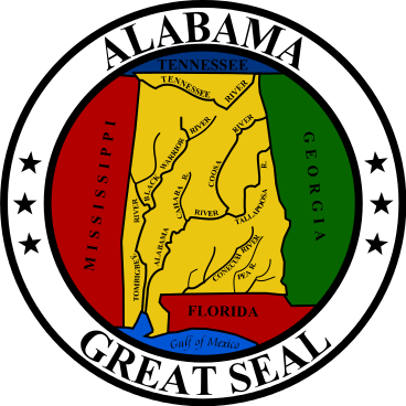 Alabama's State Seal Image