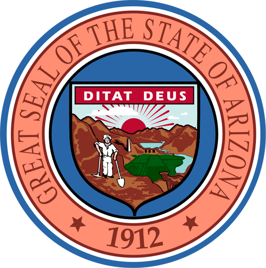 Arizona's State Seal Image