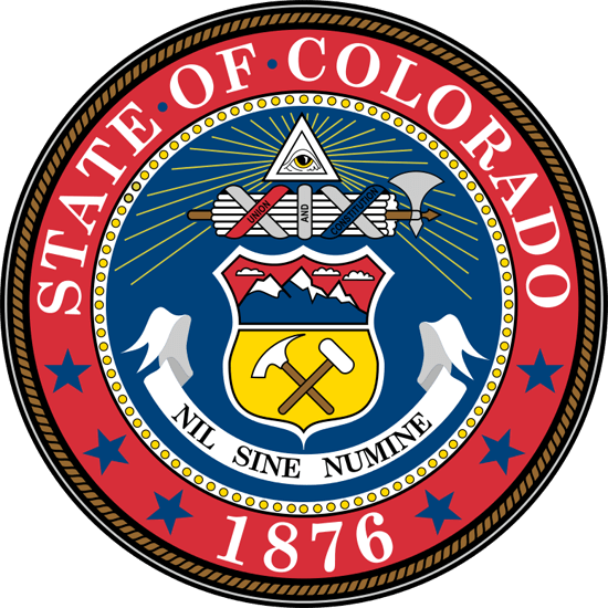 Colorado's State Seal Image