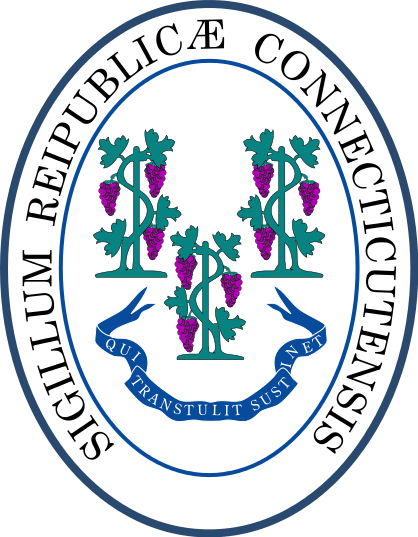 Connecticut's State Seal Image