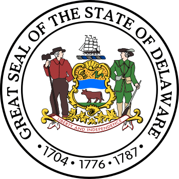 Delaware's State Seal Image