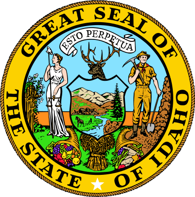 Seal of Idaho