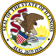 Illinois's State Seal Image