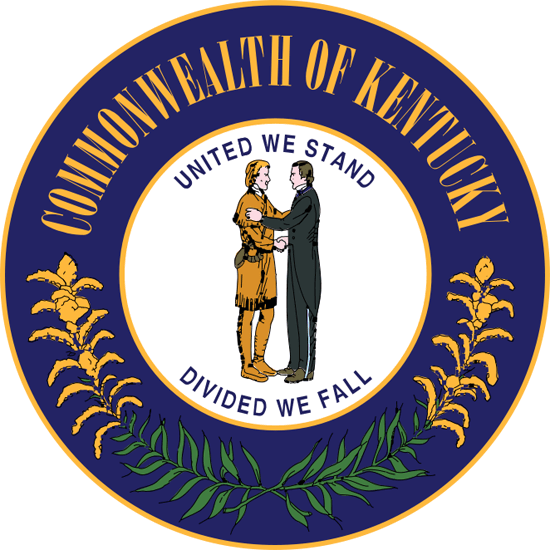 Kentucky's State Seal Image