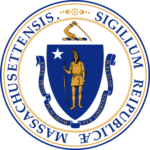 Massachusetts's State Seal Image