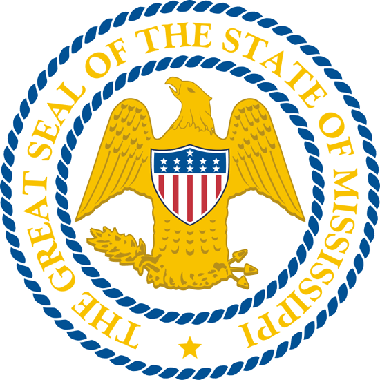 Mississippi's State Seal Image