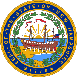 New Hampshire's State Seal Image