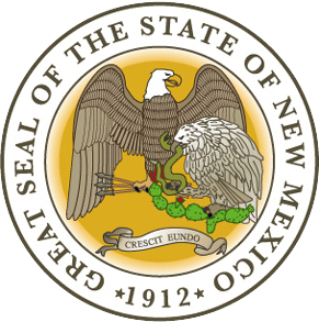 New Mexico's State Seal Image