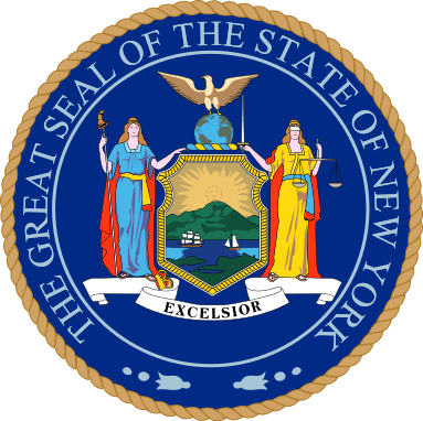 New York's State Seal Image