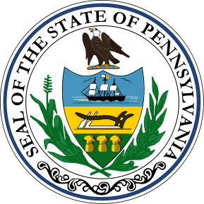 Seal of Pennsylvania