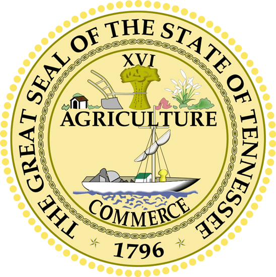 Tennessee's State Seal Image