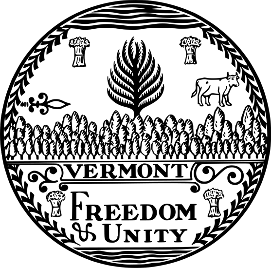 Vermont's State Seal Image