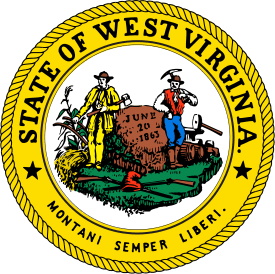 West Virginia's State Seal Image